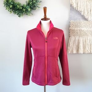 The North Face | Full Zip Agave Fleece Jacket